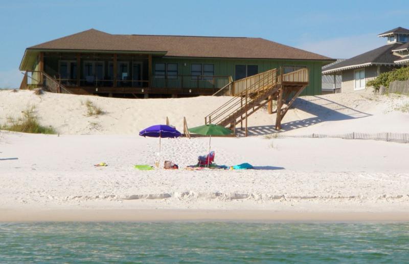 Gulf House - Directly on the Gulf