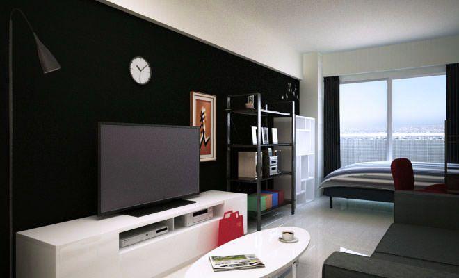 Urban style room