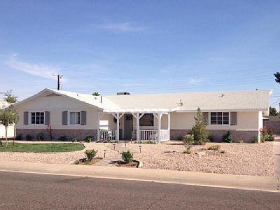 A fully remodeled and redecorated 1960 Ranch Home that you will love!