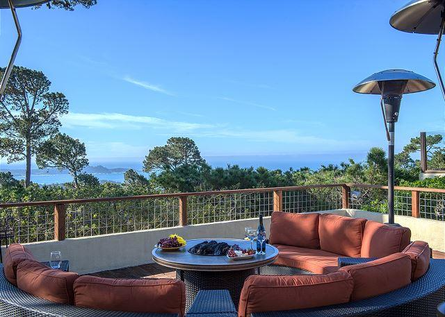 Welcome to 'Heavenly Vista'! Panoramic Ocean & Point Lobos Views!