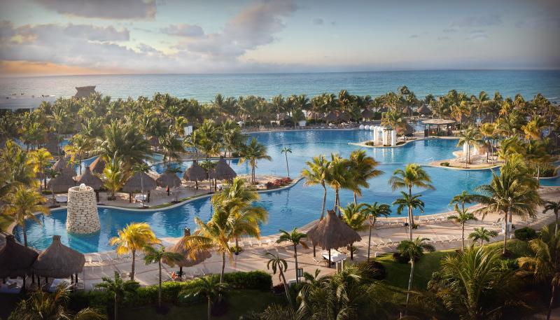 Mayan Palace - Riviera Maya - Cancun, holiday rental in El Hijo Prodigo