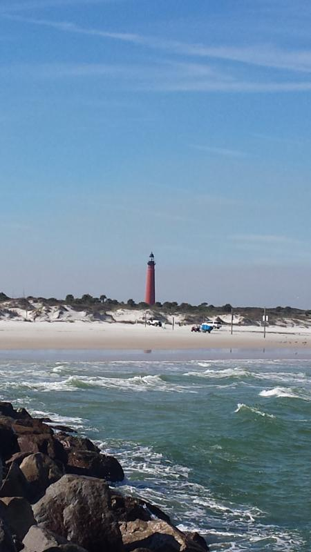 Ponce Inlet-Zuid op A1A
