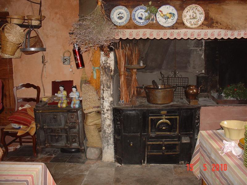 cuisine d'autrefois