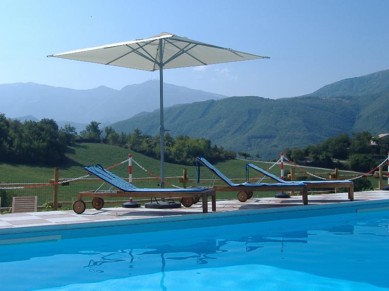 Agriturismo I Conti - Fienile, holiday rental in Acqualagna