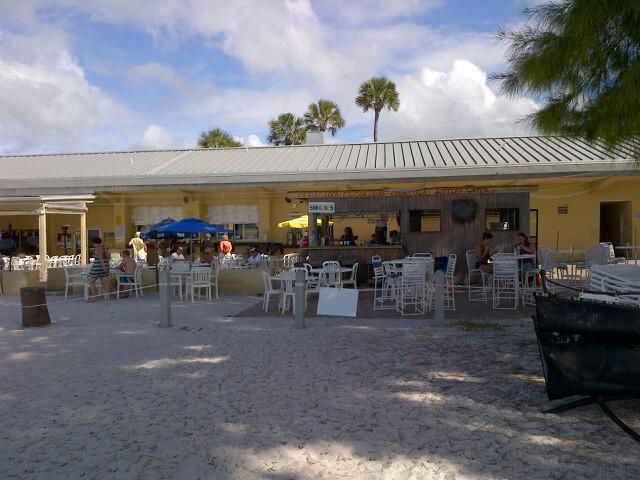 Cafe on the Beach  - Manatee Public Beach