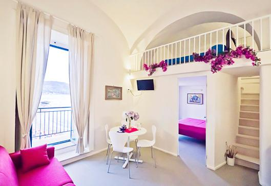 Castellabate Suite - Marina Piccola, holiday rental in Santa Maria di Castellabate