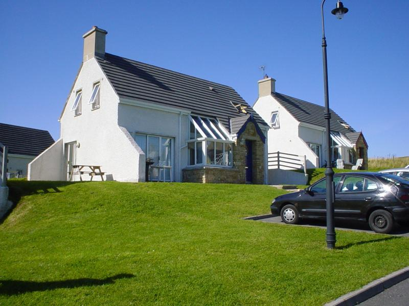 Rossnowlagh, holiday rental in Dunkineely