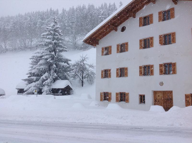 Der Tassenbacherhof im Winter