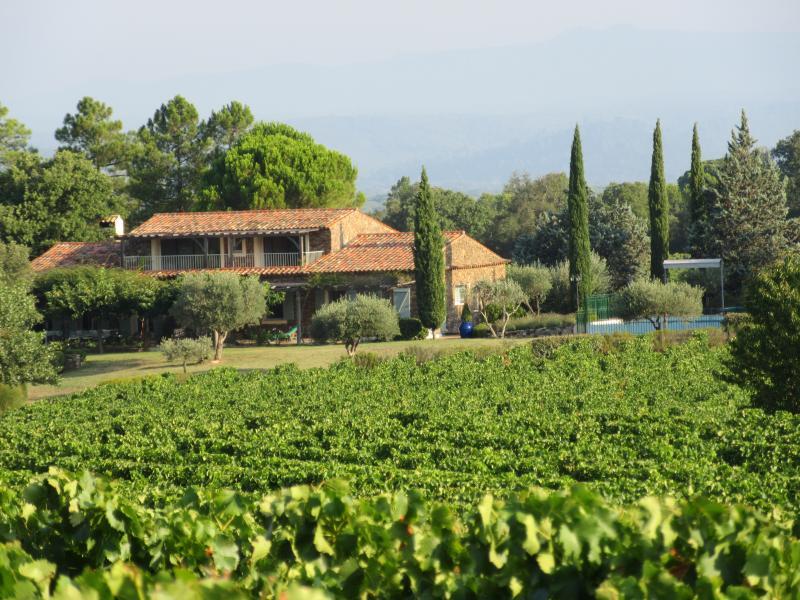 A perfect haven, set in an award-winning vineyard