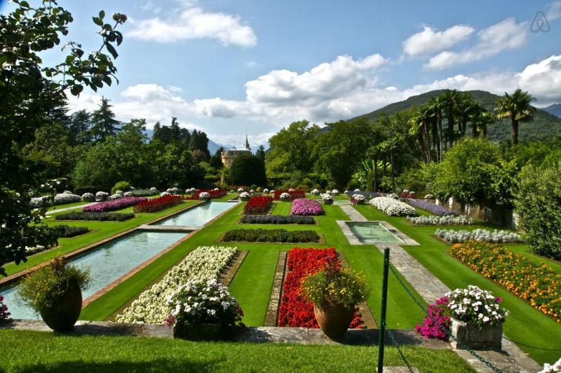 Giardini Botanici, Villa Taranto