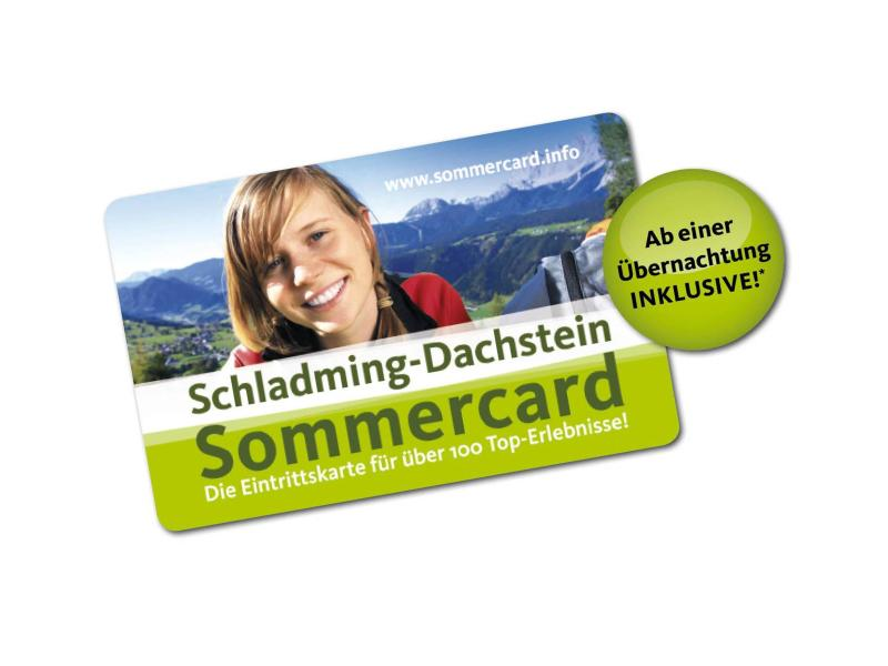 Free Summercard mid May - mid Oct (free buses, mountain lifts, museums, swimming pools and more)
