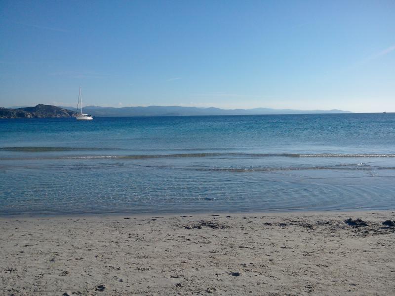 Spiaggia Baja Santa Reparata, Santa Teresa G.