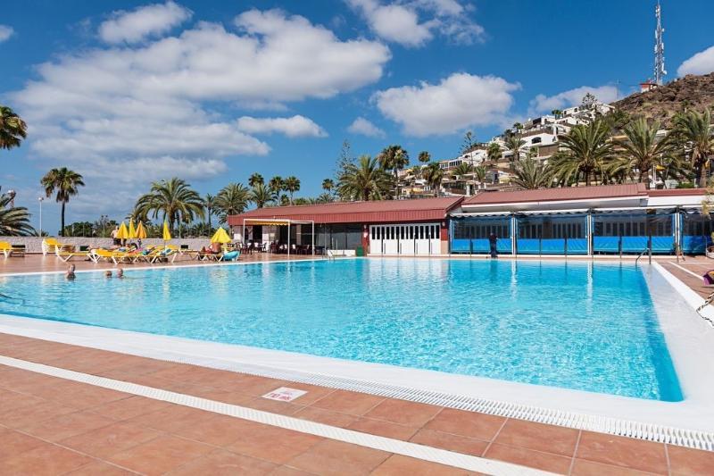 Apartamento amplio de 2 habitación fabulosas vista, location de vacances à San Bartolome de Tirajana