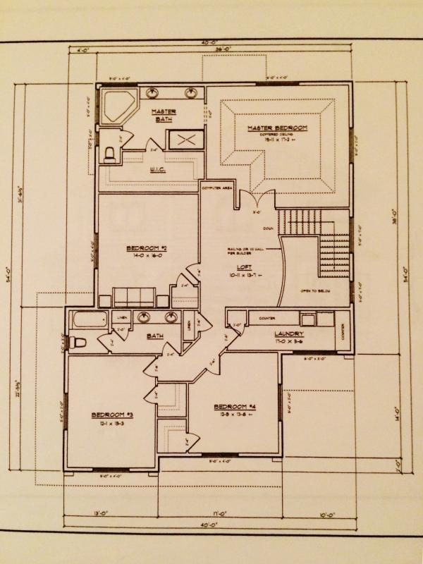 2nd floor layout