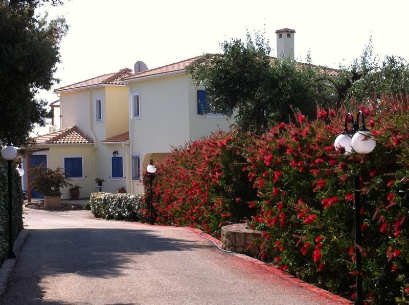 Your villa awaits!