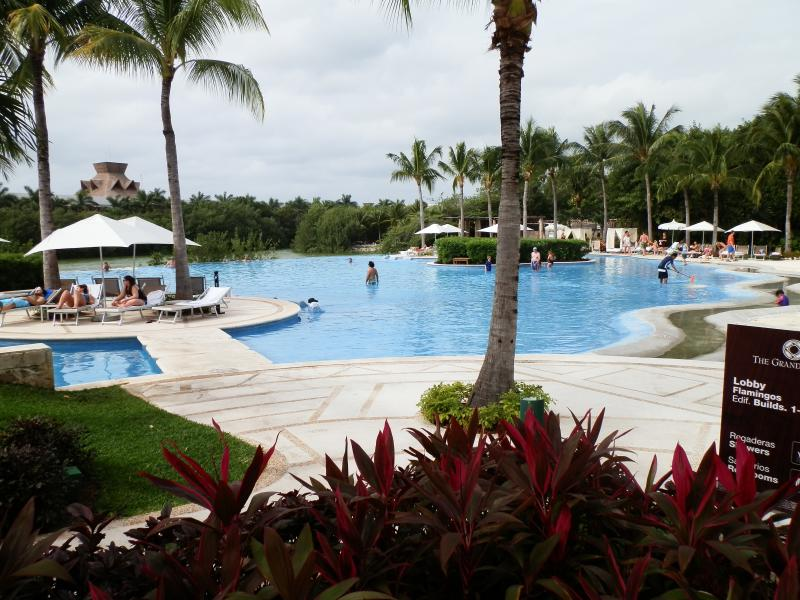 One of many Pool Areas