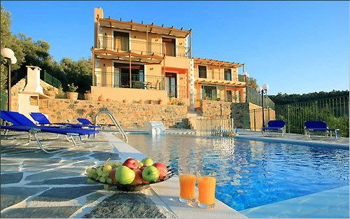 Villa Corinna - Pool