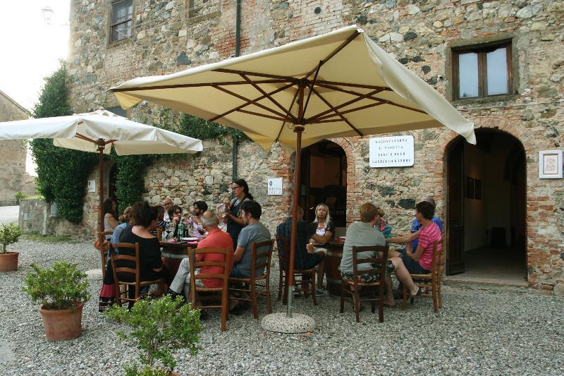 A vinícola Castello Ginori Lisci