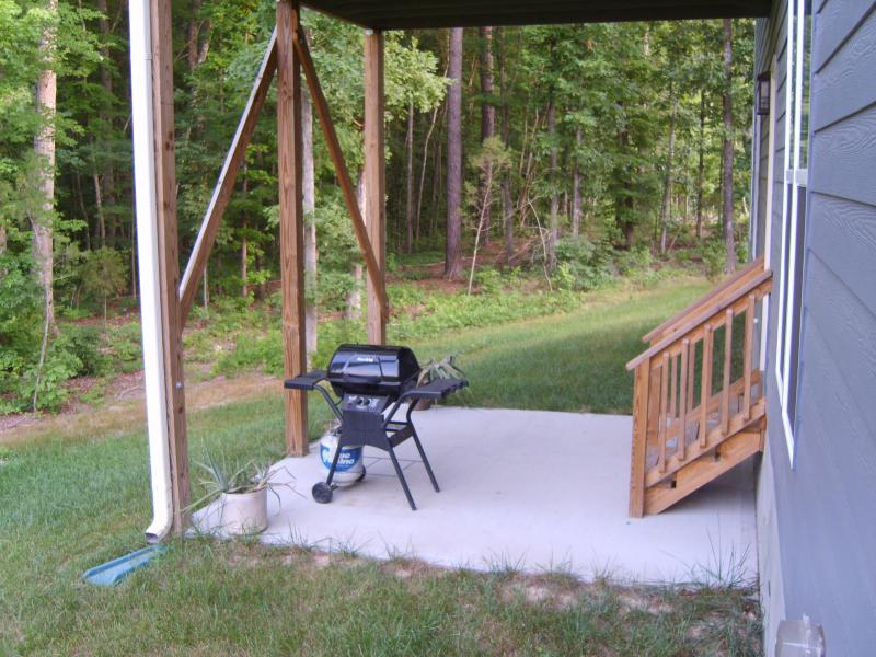 Patio and Grill