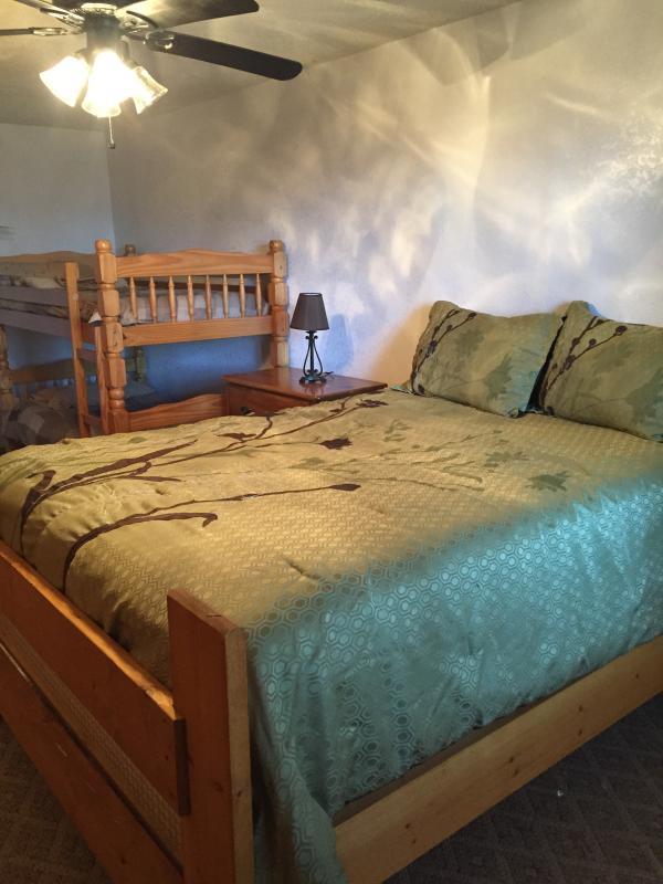 2 ° camera da letto con due letti a castello (senza bagno)