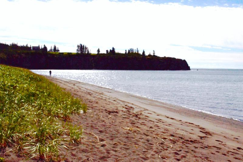 Black River beach, another beautiful long sandy beach a couple of minutes away. Great for exploring.