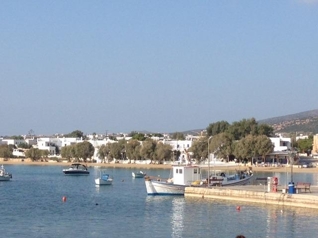 la playa de Livadia