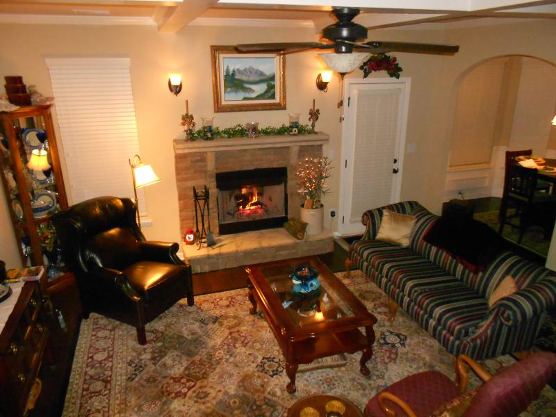 Walker's Masters Week Retreat, holiday rental in Graniteville