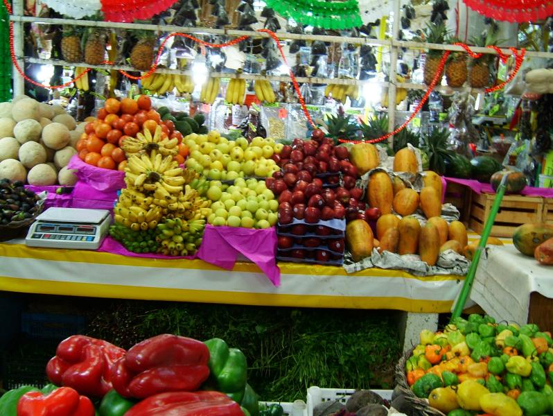 Mercados Locales para los chefs..