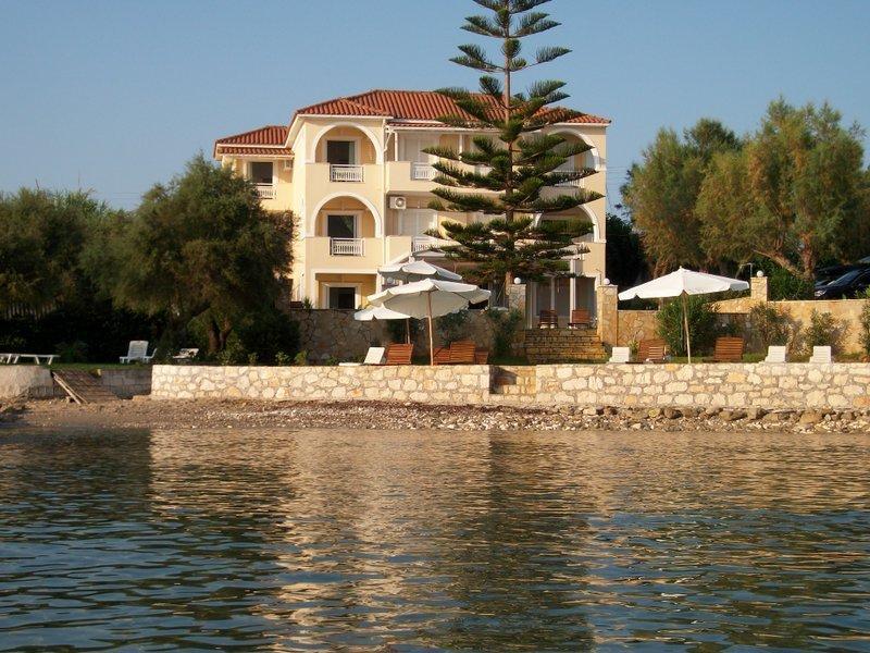 stefania apartments, vacation rental in Ano Vasilikos