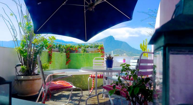 AWARD WINNING IPANEMA DUPLEX PENTHOUSE POST 9 *****, holiday rental in Rio de Janeiro
