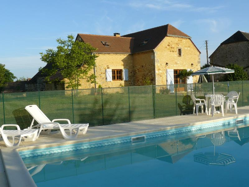 Le Grezier, holiday rental in Orliaguet