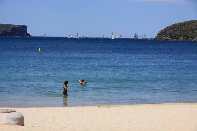 Une minute de marche de la magnifique plage de balmoral