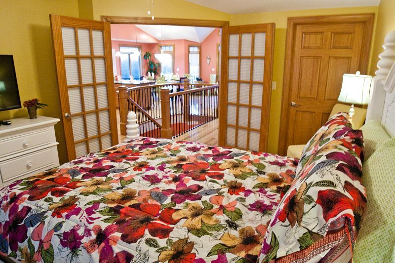 Queen Bedroom 3rd Floor