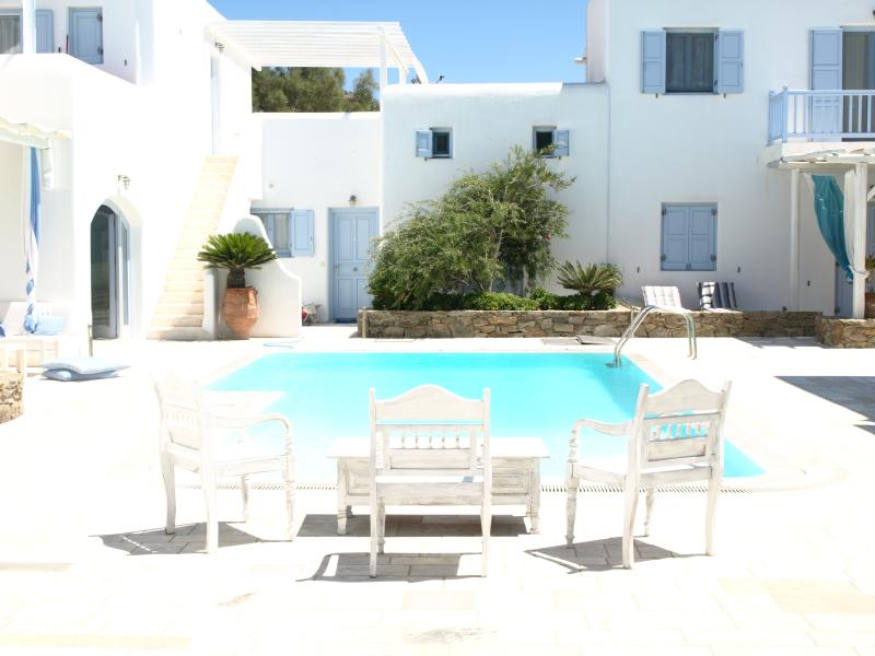 MARE MARE MYKONOS, holiday rental in Ornos