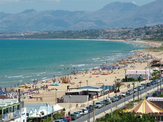 Spiaggia plaja