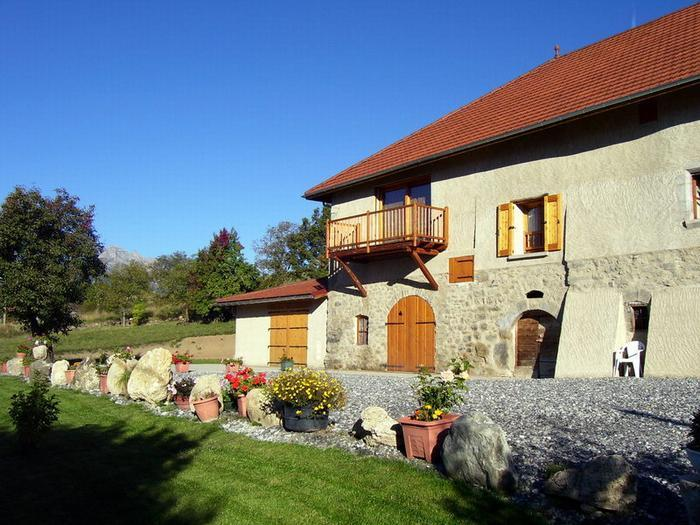 LE MONT GUILLAUME, holiday rental in Crots