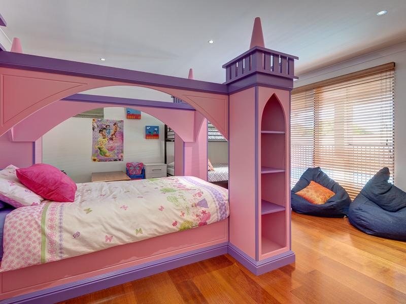 A Princess Castle (King Single) for your special little Princess