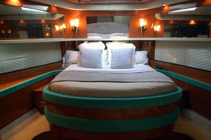 VIP Cabin (bow)
