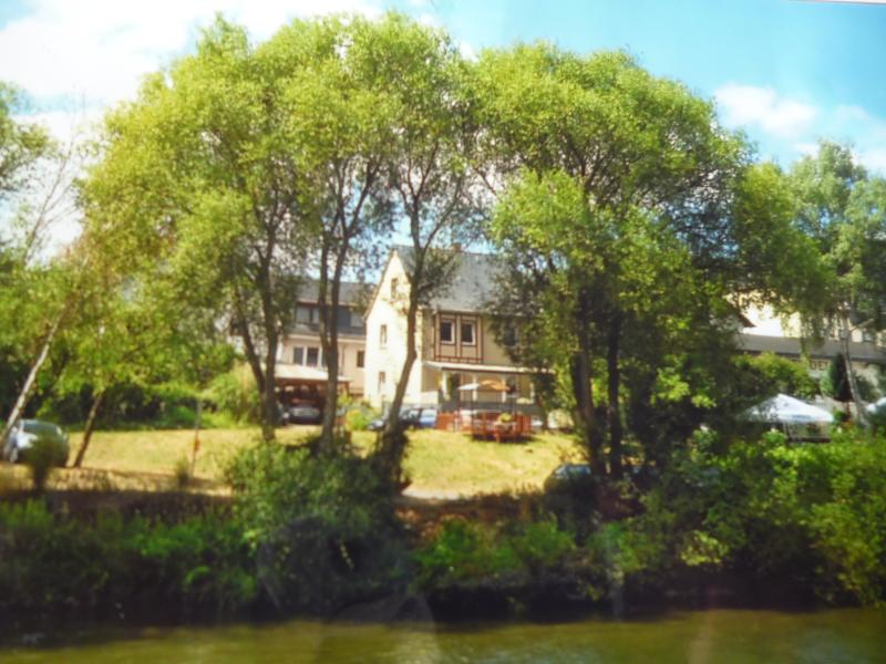View of House from River