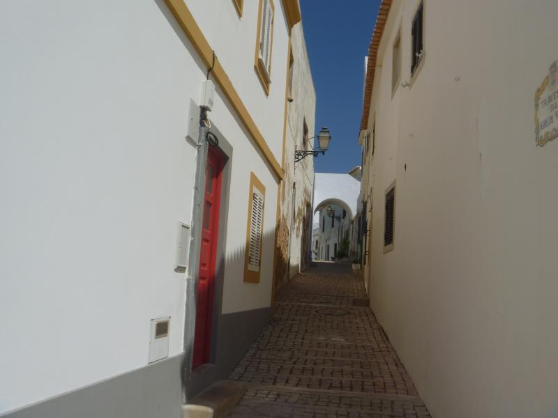 More Typical Albufeira Streets