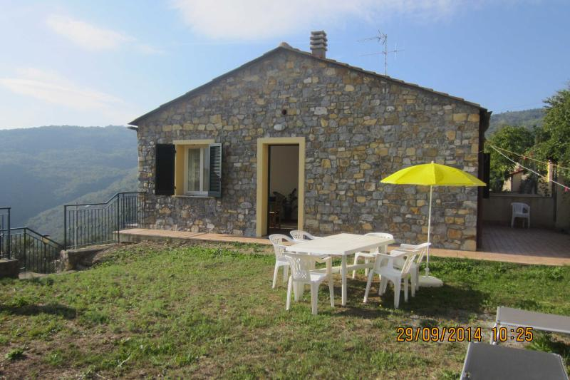 cottage 'il ciliegio', location de vacances à Borgomaro