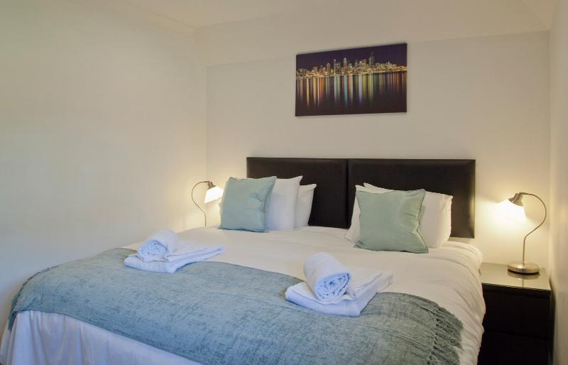 Lovely bedrooms with choice of super king or twin beds, all with televisions.