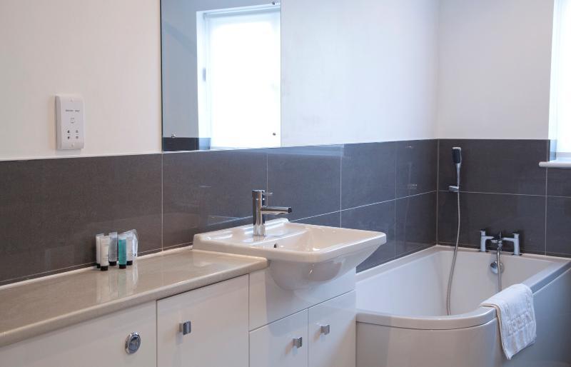 Luxurious en-suite bathrooms