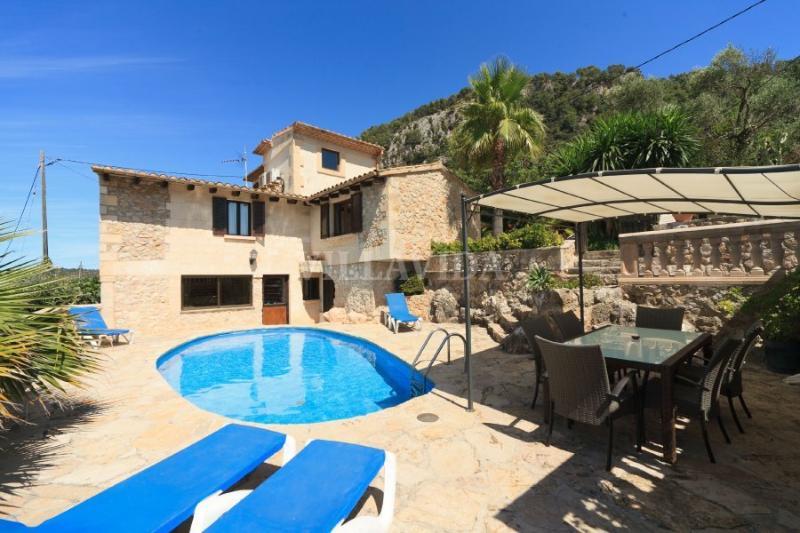 Pouvez Coste – piscine Villa Pollensa