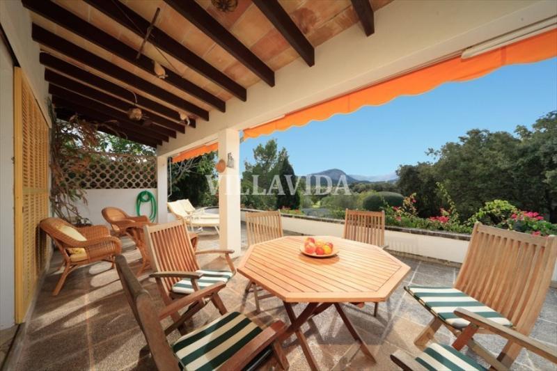 Villa Ladera – Villa, Pollensa (piscina calefacción disponible)