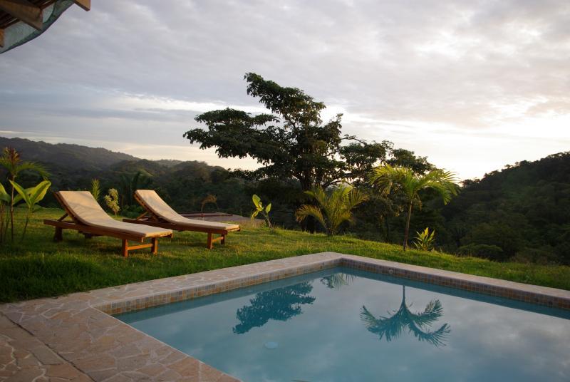 Villa Estrella, Hacienda Okhra, vacation rental in Mal Pais