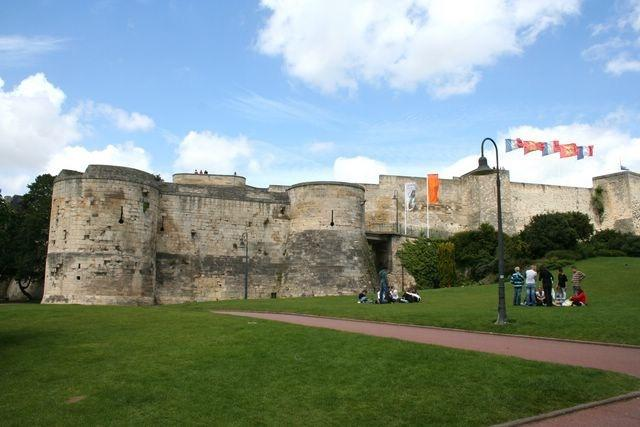 Visit Caen, the stronghold of William the Conqueror