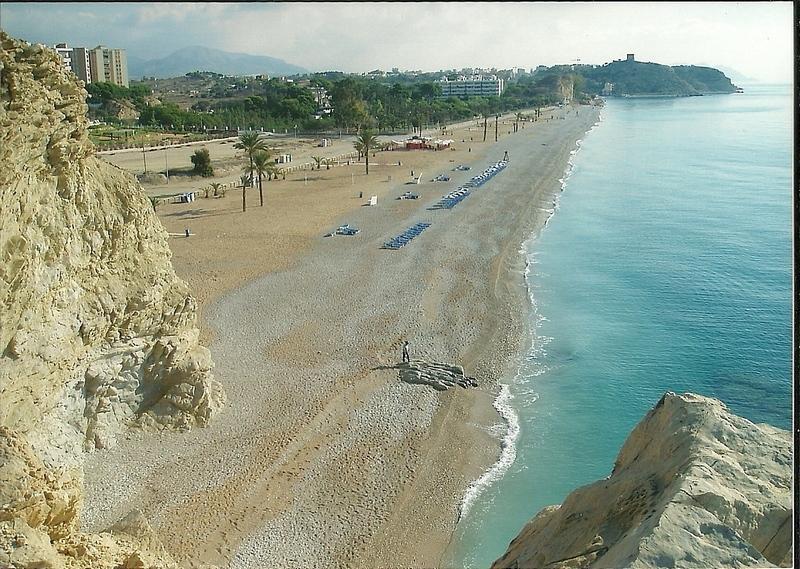 playa paraiso, casa vacanza a Villajoyosa