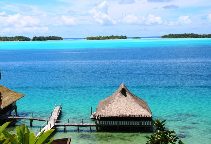 Fare N°4 sur pilotis, alquiler de vacaciones en Bora Bora