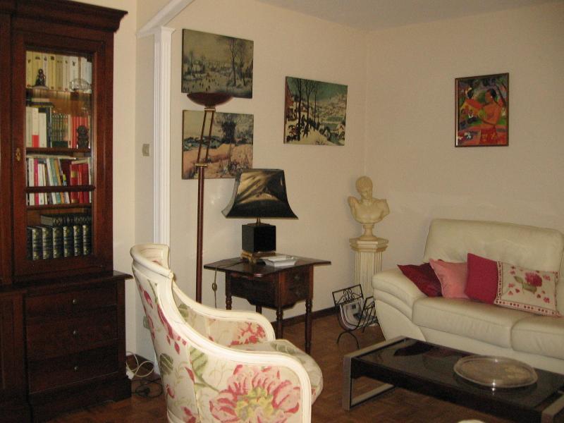 Bel appartement à Montpellier Antigone, vacation rental in Montpellier